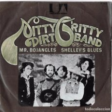 Discos de vinilo: NITTY GRITTY DIRT BAND, THE: MR. BOJANGLES / SHELLY´S BLUES (SOME OF SHELLY´S BLUES). Lote 89041156