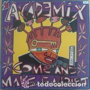 A-CADEMIX, COME AND MAKE IT ALLRIGHT, MAXI-SINGLE GERMANY 1990 (Música - Discos de Vinilo - Maxi Singles - Rap / Hip Hop)