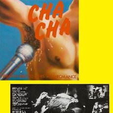 Discos de vinilo: HERMAN BROOD & HIS WILD ROMANCE / CHA CHA 78 !! PUNK ROCK,RARA 1ª ORIG EDIT HOLLAND EDT PROMO !! EXC. Lote 40958588