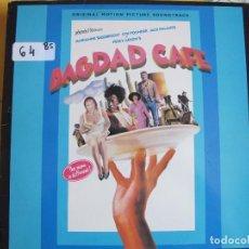 Discos de vinilo: LP - BAGDAD CAFE - BSO. (VARIOS, VER FOTO ADJUNTA) (SPAIN, ISLAND RECORDS 1988). Lote 89075152