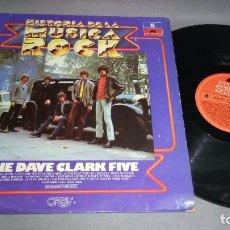 Discos de vinilo: 918- THE DAVE CLARK FIVE- Hª MUSICA ROCK DISCO VINILO LP - PORT - VG + - DISCO VG +. Lote 89079540