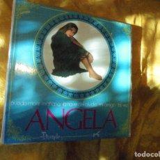 Discos de vinilo: ANGELA. PUEDO MORIR MAÑANA + 3. EP. AVENDE 1970. VINILO IMPECABLE. Lote 89090328