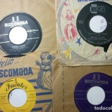 Discos de vinilo: 8 DISCOS MUSICA POPULAR VENEZOLANA Y PUERTORRIQUEÑA . Lote 89137128