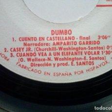 Discos de vinilo: 6 DISCOS SINGLES INFANTILES. Lote 89147164