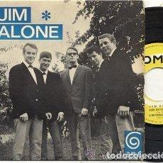 Discos de vinilo: JIM ALONE / AUJOURD'HUI / EP 45 RPM / EDITADO POR D.M.F.. Lote 89155672