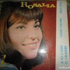 Discos de vinilo: ROSALIA - QUE TAL DOLLY E.P. - ORIGINAL ESPAÑOL - ZAFIRO RECORDS 1964 - MONOAURAL -. Lote 89162512
