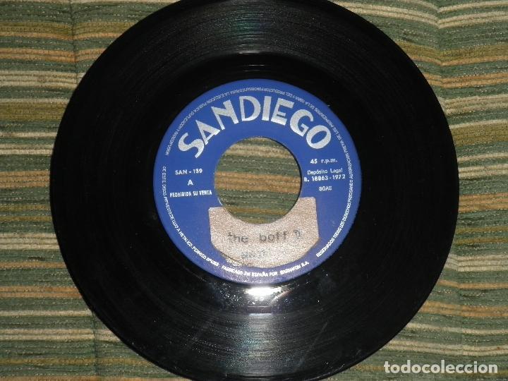 Discos de vinilo: JUANTIO SEGARRA - PRIMITA HERMANA SINGLE - ORIGINAL ESPAÑOL - SAN DIEGO 1972 - MONO -PROMOCIONAL - Foto 3 - 89170996