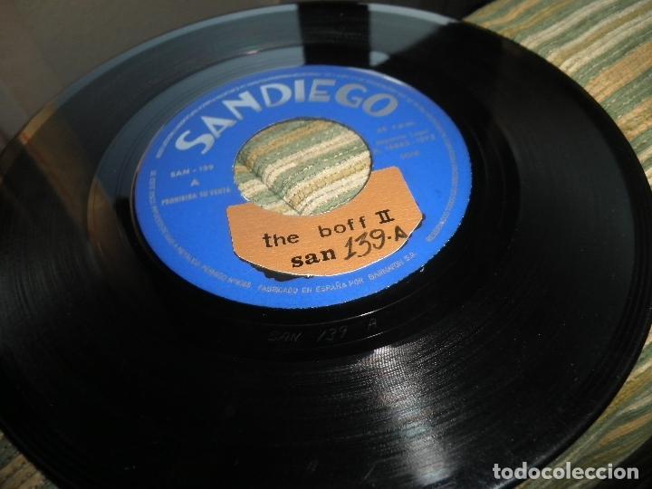 Discos de vinilo: JUANTIO SEGARRA - PRIMITA HERMANA SINGLE - ORIGINAL ESPAÑOL - SAN DIEGO 1972 - MONO -PROMOCIONAL - Foto 6 - 89170996