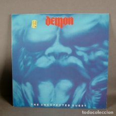 Discos de vinilo: LP. VINILO. DEMON - THE UNEXPECTED GUEST. 1982.. Lote 89174476