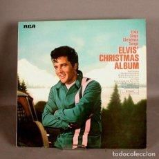 Discos de vinilo: LP. VINILO. ELVIS PRESLEY - CHRISTMAS ALBUM. 1970.. Lote 89177020
