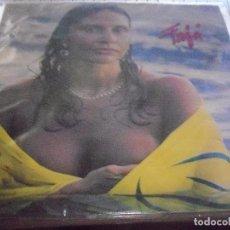 Discos de vinilo: LP DE FAFA DE BELEM. SOZINHA. EDICION PHILLIPS DE 1988 (BRAZIL). CON ENCARTE. D.. Lote 89182220