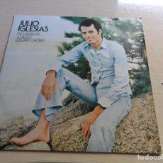 Discos de vinilo: SINGLE JULIO IGLESIAS RIO REBELDE - A VECES LLEGAN CARTAS. Lote 89199044