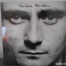 Discos de vinilo: PHIL COLLINS - FACE VALUE. Lote 195428438