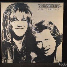 Discos de vinilo: FASTWAY – ON TARGET - LP. Lote 89258812