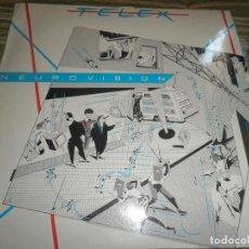 Discos de vinilo: TELEX - NEUROVISION LP - ORIGINAL ESPAÑOL - HISPAVOX RECORDS 1980 - MUY NUEVO (5). ENGLISH VERSION -. Lote 89263864