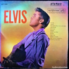 Discos de vinilo: ELVIS / LP / 33 RPM - DISCO DE VINILO - ELVIS PRESLEY, LONG TALL SALLY. Lote 89267392