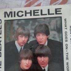 Discos de vinilo: DISCO VINILO SINGLE THE BEATLES