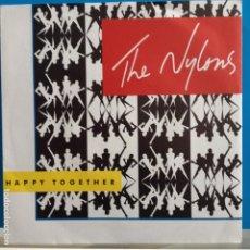 Discos de vinilo: THE NYLONS - HAPPY TOGETHER - NUEVO ALEMAN. Lote 89281520