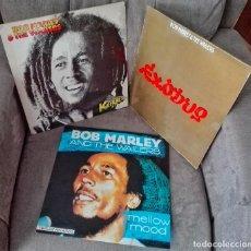 Discos de vinilo: VINILOS BOB MARLEY. Lote 89288224