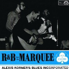 Discos de vinilo: LP ALEXIS KORNER'S BLUES INCORPORATED R&B FROM THE MARQUEE VINILO. Lote 89293072