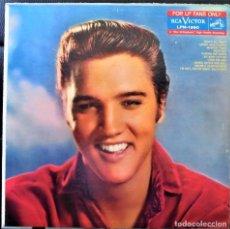 Discos de vinilo: ELVIS FOR LP FANS ONLY / 33 RPM - DISCO DE VINILO - ELVIS PRESLEY, SHAKE RATTLE AND ROLL. Lote 89304764