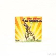 Discos de vinilo: SINGLE. WALT DISNEY. LA PANDILLA. (G/VG). Lote 89308328