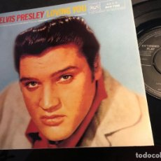 Discos de vinil: ELVIS PRESLEY (LOVING YOU +3) EP UK (EPI8). Lote 89311520