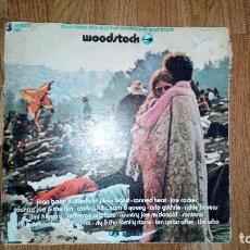 Discos de vinilo: VOODSTOCK ORIGINAL. Lote 89313980