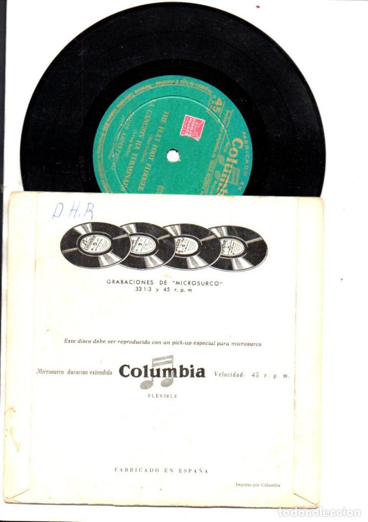 Discos de vinilo: LOUIS ARMSTRONG CON THE MILLS BROYHERS : MI BASTÓN + 3 (COLUMBIA) - Foto 2 - 89338520
