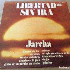 Discos de vinilo: JARCHA. LIBERTAD SIN IRA. NOVOLA 1976. CARPETA DOBLE.. Lote 89360496