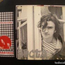 Discos de vinilo: LA SECTA- (DON´T FOLLOW) THAT WAY. Lote 89364156