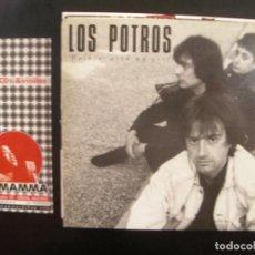 Discos de vinilo: LA SECTA / LOS POTROS. SPLIT PROMO. Lote 89364252