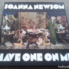 Discos de vinilo: JOANNA NEWSOM -- HAVE ONE ON ME -- BOX 3 VINILOS -- LP -- DRAG CITY - 2010 --. Lote 242489975