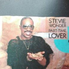 Discos de vinilo: STEVIE WONDER PART TIME LOVER. Lote 89376958