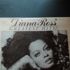 Discos de vinilo: DIANA ROSS GREATEST HITS EMI RECORDS 1972. Lote 89379366