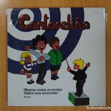 Dischi in vinile: CANTARELIÑA - CANTARELIÑA - LP. Lote 89381315