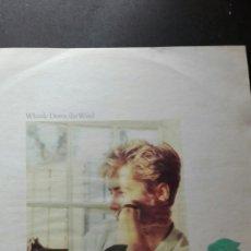 Discos de vinilo: NICK HEYWARD WITH THE WIND 1983 ARISTA. Lote 89382607