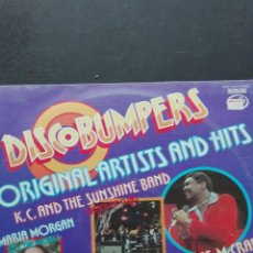 Discos de vinilo: DISCO PAMPERS ORIGINAL ARTIST AND HISTS. Lote 89387519