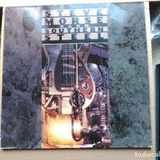 Discos de vinilo: LP STEVE MORSE BAND - SOUTHERN STEEL - MCA GERMANY 1991 VG/VG+. Lote 89395032
