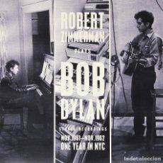 Discos de vinilo: BOB DYLAN * LP 180G * ROBERT ZIMMERMAN PLAYS BOB DYLAN * PRECINTADO!!. Lote 89396420