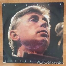 Discos de vinilo: RAIMON - CANTA AUSIAS MARCH - 1989. Lote 89410108