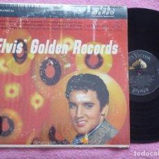 Discos de vinilo: ELVIS PRESLEY,GOLDEN RECORDS EDICION USA. Lote 89414012
