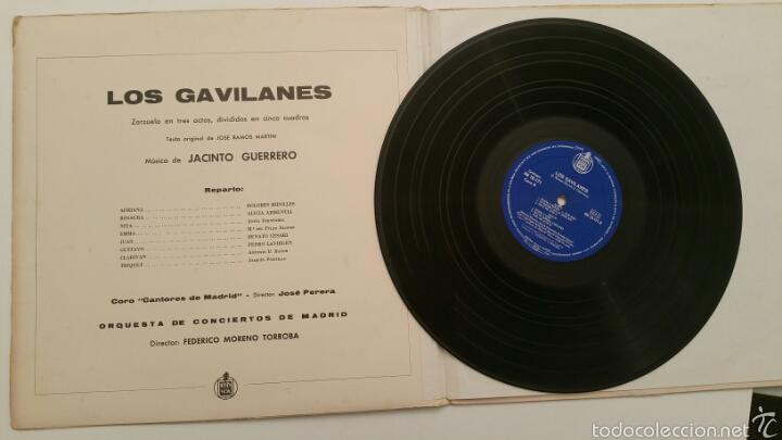 Discos de vinilo: DISCO VINILO - LOS GAVILANES - Foto 2 - 89419055