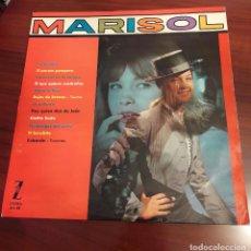 Discos de vinilo: LP MARISOL 12 CANCIONES LA BAMBA REJAS DE BRONCE LA PALOMA COBARDE ZAFIRO 1963. Lote 89431920