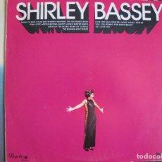 Discos de vinilo: 10 PULGADAS - SHIRLEY BASSEY - MISMO TITULO (SPAIN, DISCOS PERGOLA 1973). Lote 89443636