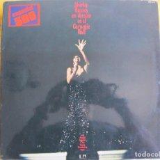 Discos de vinilo: LP - SHIRLEY BASSEY - EN DIRECTO EN EL CARNEGIE HALL (DOBLE DISCO, SPAIN, UA RECORDS 1974). Lote 89443940
