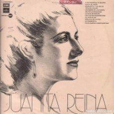 Discos de vinilo: JUANITA REINA - Y SIN EMBARGO TE QUIERO / CARTA DE AMOR ...LP REGAL DE 1975 RF-2561. Lote 89462340