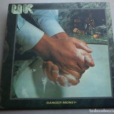 Discos de vinilo: UK - DANGER MONEY - LP - 1979. Lote 89466928
