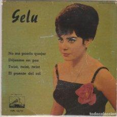 Dischi in vinile: GELU / NO ME PUEDO QUEJAR + 3 (EP 1962). Lote 89476932