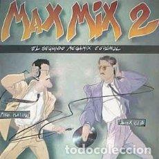 Discos de vinilo: MAX MIX 2 (EL SEGUNDO MEGAMIX ESPAÑOL) LP-1985. Lote 89490524